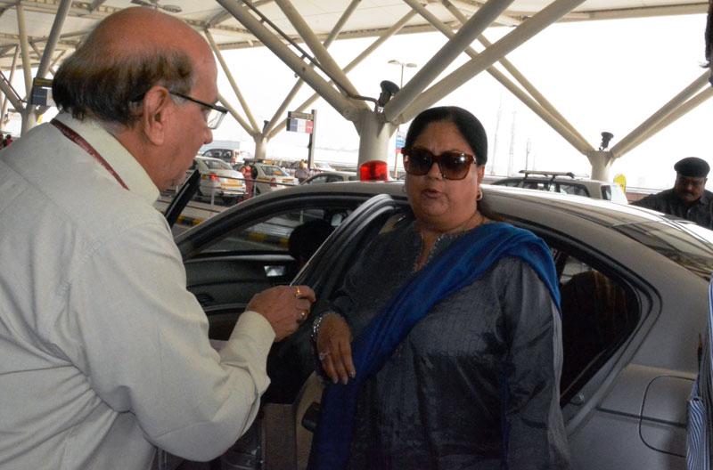 CM going to Mumbai on Friday
