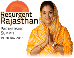 I invite you for the Resurgent Rajasthan Partnership Summit (19-20th Nov