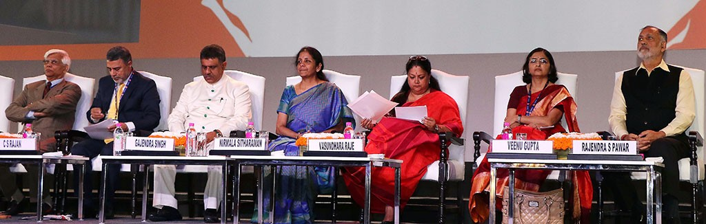 Resurgent Rajasthan Partnership Summit 2015
