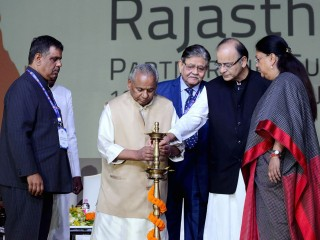 Rajasthan Opens Doors Wide with Launch of Global Partnership Summit