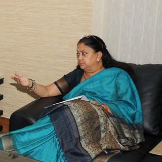 राजस्थान में इंडियन रिजर्व बटालियन और एक नई आरएएफ बटालियन स्थापित करने की रखी मांग