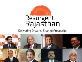 Tata, Reliance, Mahindra, Adani, Birla, Godrej, others to attend Resurgent Rajasthan Partnership Summit