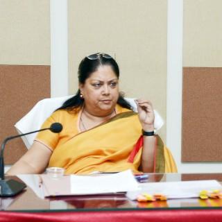 मुख्यमंत्री ने दौसा, झुन्झुनू, अलवर और सीकर के जनप्रतिनिधियों से बजट पूर्व चर्चा की