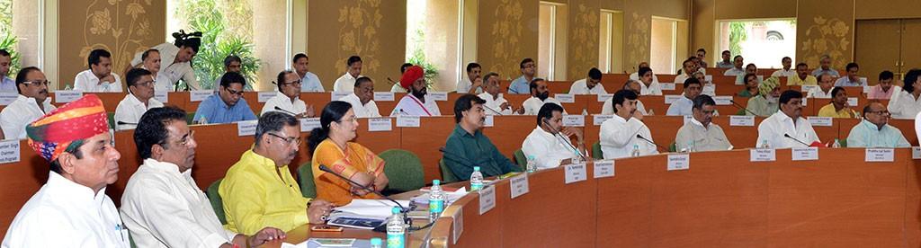 vasundhara raje collector-sp conference