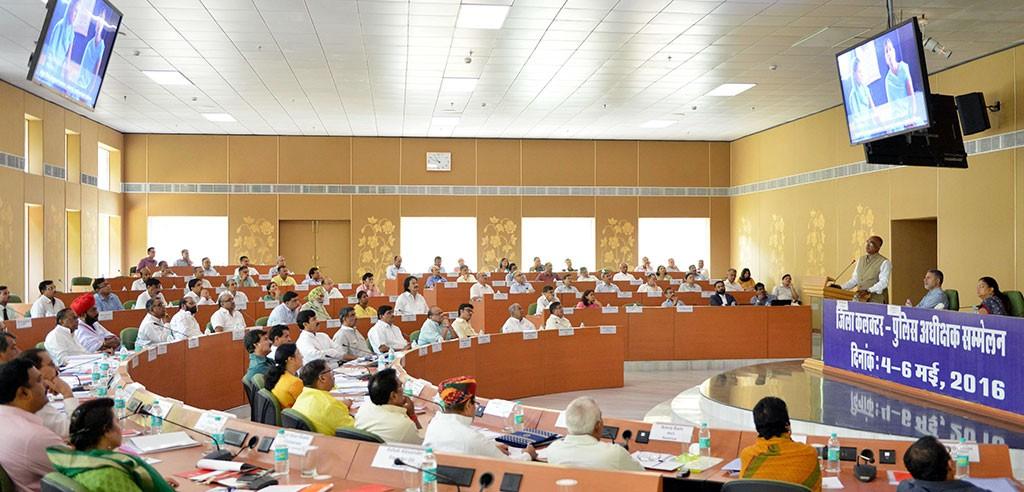 vasundhara raje collector-sp conference-mjsa
