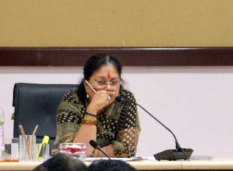 CM Raje is serious about protection of Amarnath travellers