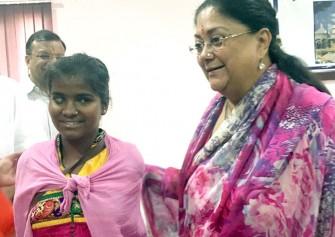 Vasundhara Raje - Corruption in government schemes virus will not enter 1