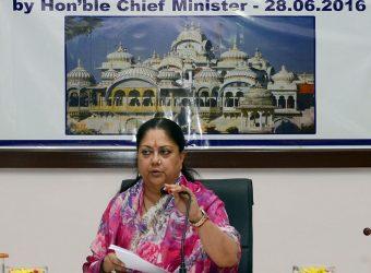 Vasundhara Raje - Corruption in government schemes virus will not enter 6