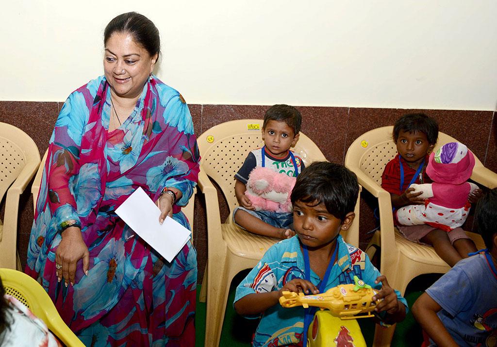 Rajasthan Chief Minister - Apka Zila Apki Sarkar