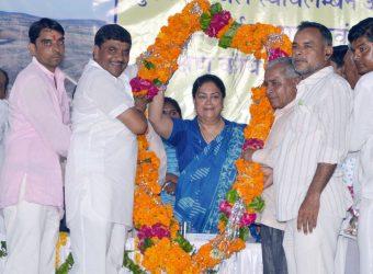 Here begins realization of Resurgent Rajasthan dream