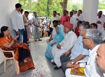 chief minister jodhpur jda