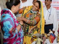 Vasundhara Raje, Rajasthan Government
