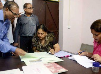 Vasundhara Raje CM visit Sirohi