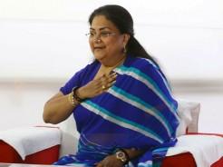 CM Vasundhara Raje at Ajmer Visit
