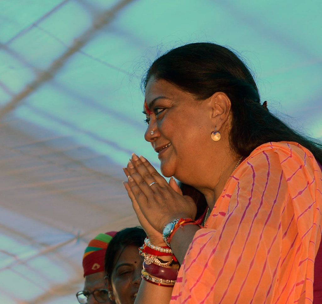 49 development projects lauched by vasundhara raje in ajmer