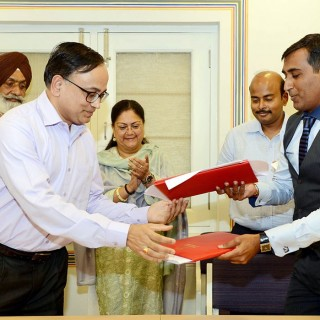 Three MoU Signed for Training in Wellness and Driving sectors