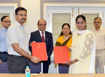 CM-Vasundhara-raje-MoU with ITEC