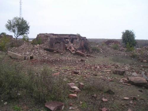 Ruins at Dalhanpur