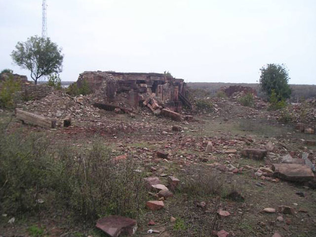 Ruins at Dalhanpur