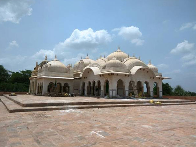 Integrated Tourism Development works in Sambhar (Jaipur) and surrounding areas