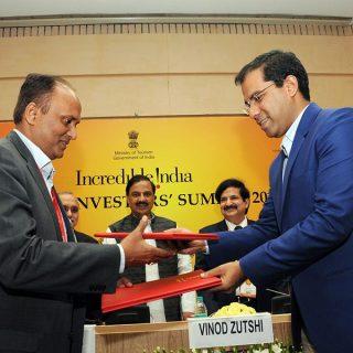 incredible india tourism investors summit 2016