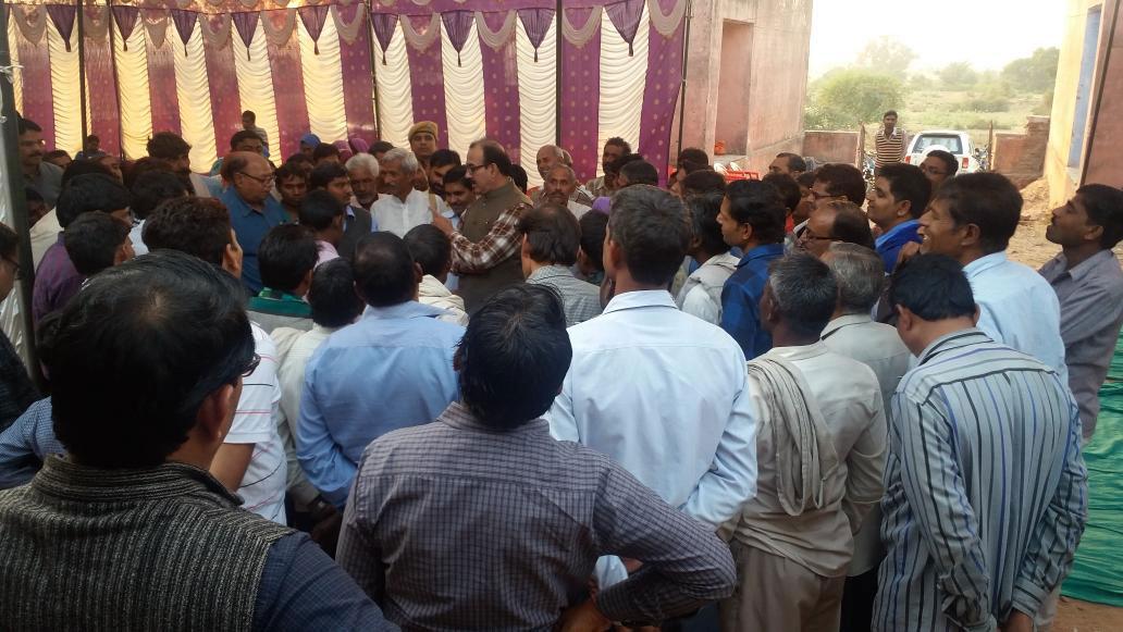 विशेष सामग्री करौली जिले में ग्रामीणों के लिए वरदान साबित हो रहे हैं पंडित दीनदयाल उपाध्याय जन कल्याणकारी पंचायत शिविर