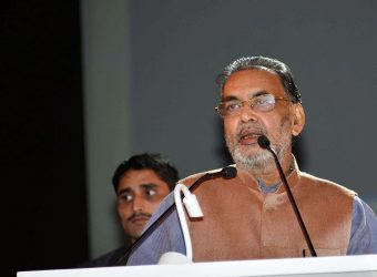 union minister radha mohan singh at gramDSC_5527