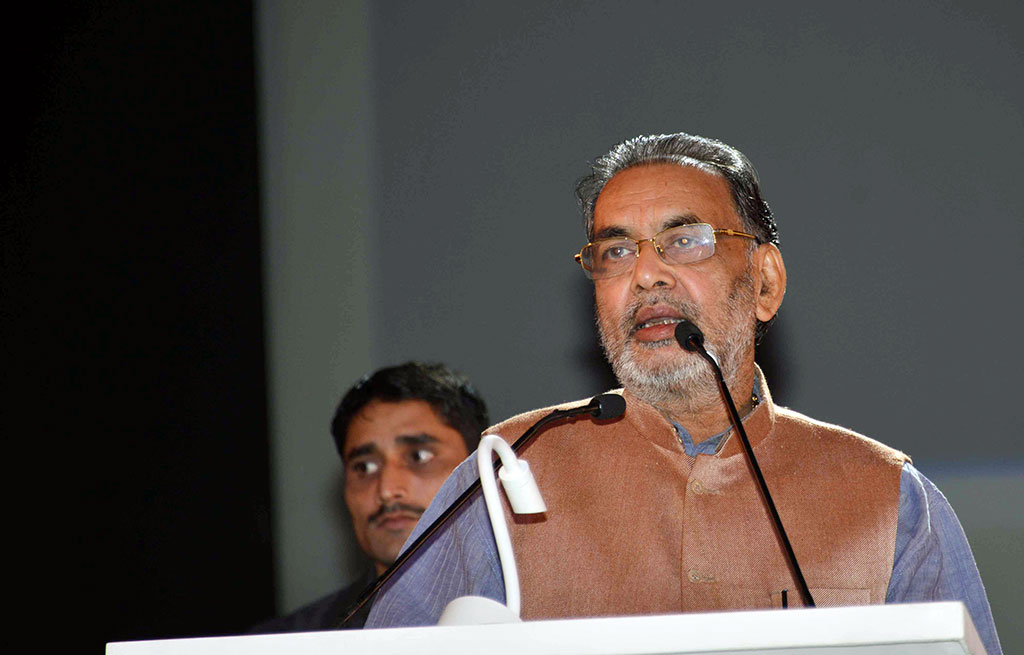 Union Agriculture Minister extols Rajasthan in organizing first such Agritech Meet