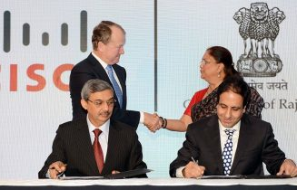 CISCO to support IT Initiatives for Girls Education and Water Management