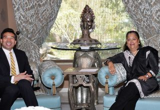 Chief Minister Meets Chinese Ambassador