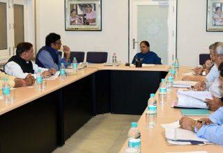 मुख्यमंत्री ने एसबीसी आरक्षण की वर्तमान स्थिति की समीक्षा की