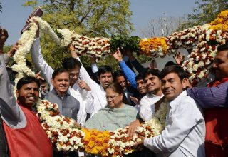 एयरपोर्ट क्षेत्र के लोगों ने मुख्यमंत्री का आभार व्यक्त किया