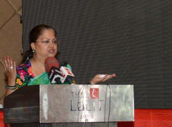 CM Vasundhara Raje