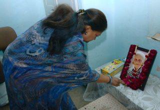 मुख्यमंत्री ने स्व. विश्वास कुमार के परिजनों से मुलाकात की