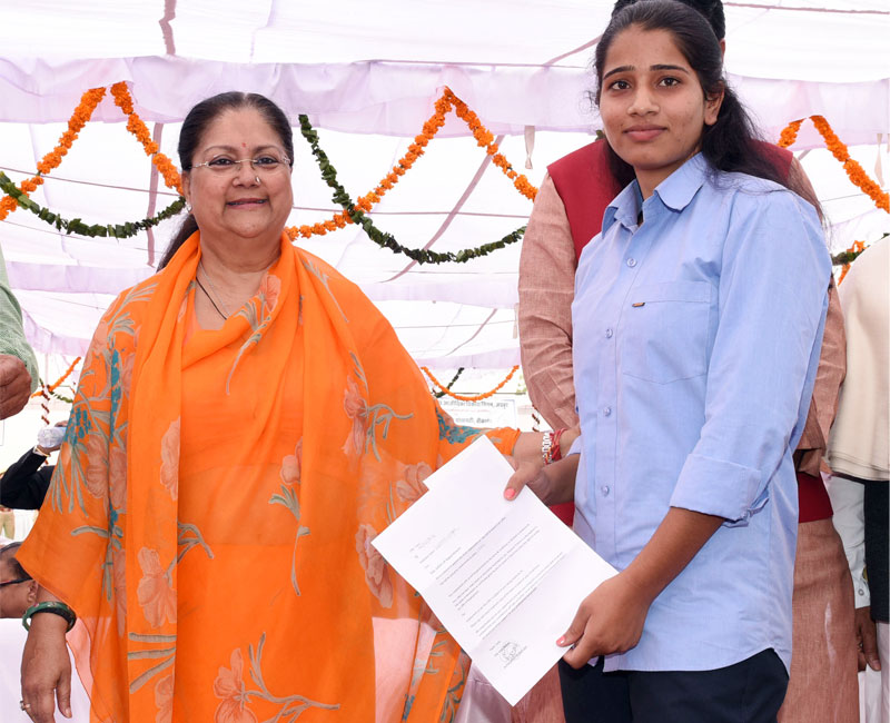 2 lakh youth have been trained in Rajasthan in last 3 years