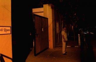मुख्यमंत्री निवास पर बिजली बंद रखी गई