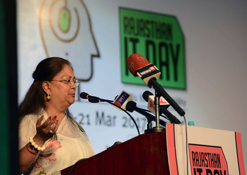 Rajasthan to be Digital-sthan of India