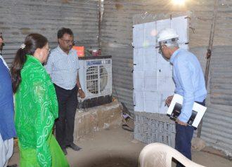 मुख्यमंत्री ने किया चम्बल-सवाई माधोपुर-नादौती पेयजल परियोजना का निरीक्षण, मार्च-2018 तक आमजन को उपलब्ध कराएं पेयजल