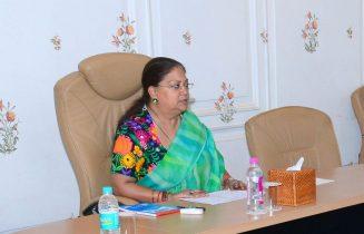 मुख्यमंत्री से मिले 2015 बैच के आईएएस प्रोबेशनर्स