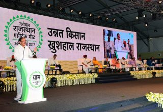 Evergreen revolution has started in agriculture sector, four 'I' to change scenario – Union Urban Development Minister
