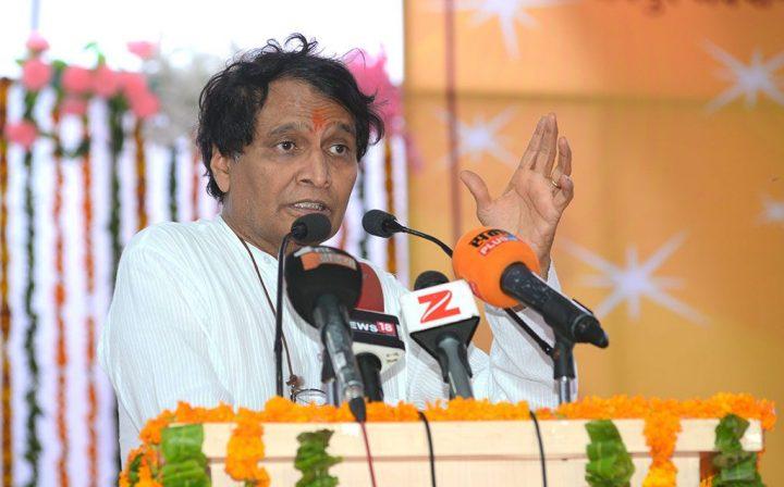श्रीमती राजे की पहल पर शुरू हुआ देश में रेलवे स्टेशनों का सौंदर्यकरण – रेल मंत्री
