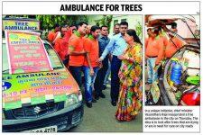 Ambulance for trees