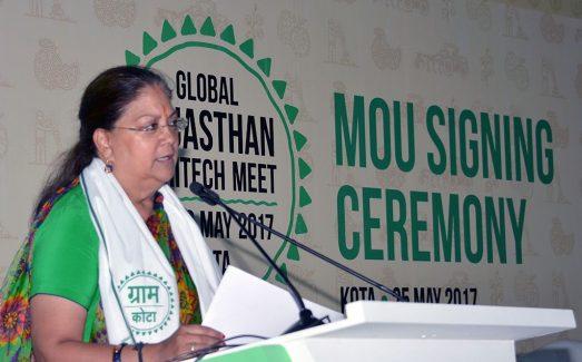 Global Rajasthan Agritech Meet: Kota