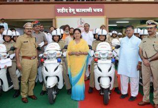 आधुनिक तकनीक अपनाकर स्मार्ट बनी राजस्थान पुलिस