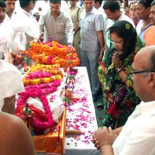 मुख्यमंत्री ने श्री बड़गूजर के निधन पर शोक व्यक्त किया