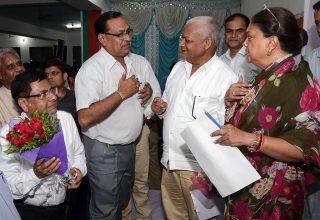 भीलवाड़ा के व्यापार मंडलों ने मुख्यमंत्री का जताया आभार