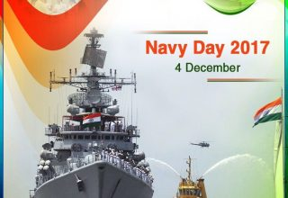 Indian Navy Day 4th December