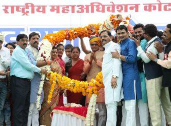 cm at Kirad Kshatriya Mahasabha Kota 02
