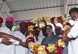 cm is thanked by Jodhpur Bharatpur assembly representatives 01
