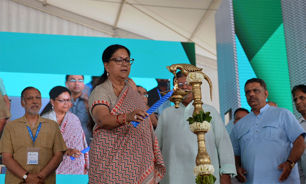 rajasthan it day awards chief minister vasundhara raje CMP_6164